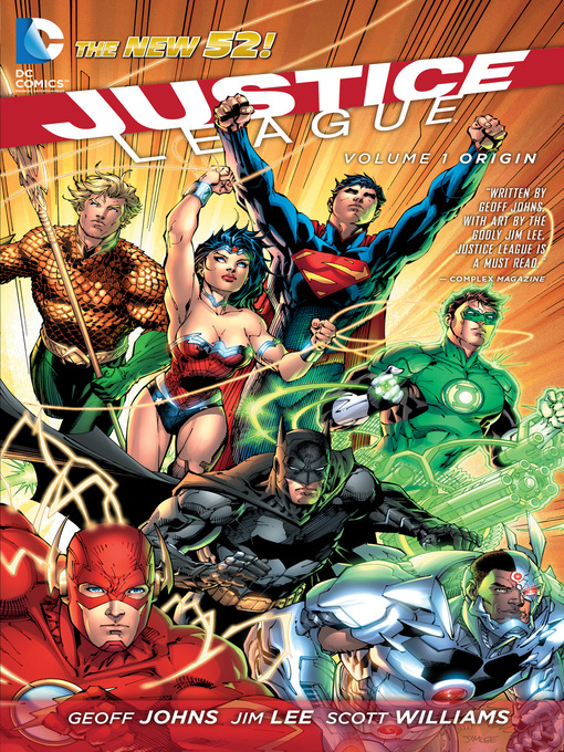 Title details for Justice League (2011), Volume 1 by Geoff Johns - Available
